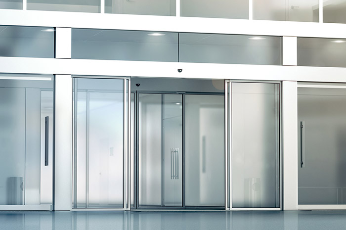 Lanmor-Commercial-Electric-Door-Installer