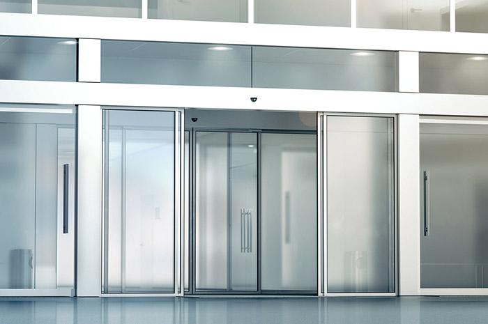 Lanmor-Commercial-Electric-Door-Installer